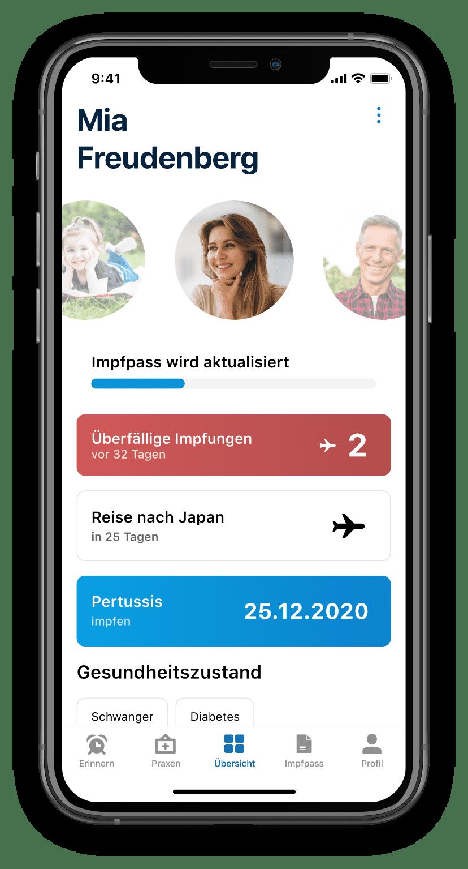 iphone-impfpassde